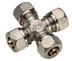 Винтовые для металлопластиковых труб